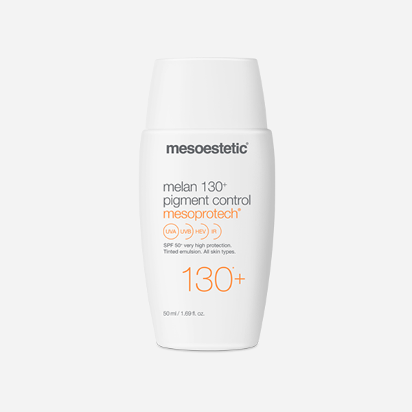Mesoprotech Melan 130+ pigment control