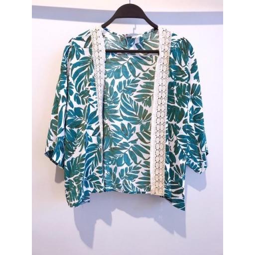 Kimono Hojas