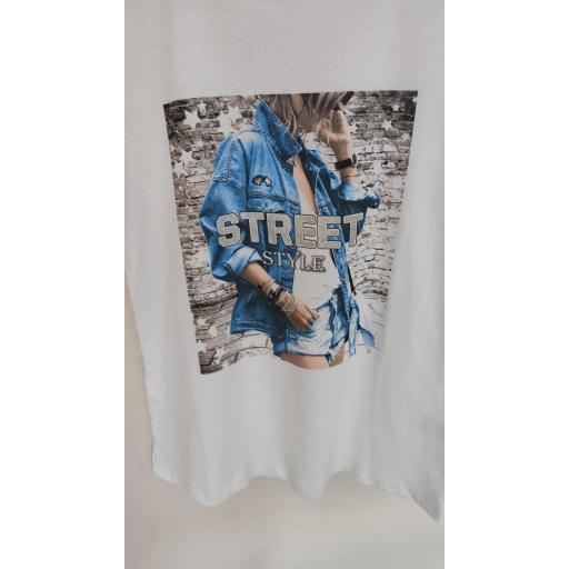 Camiseta Street Style [3]