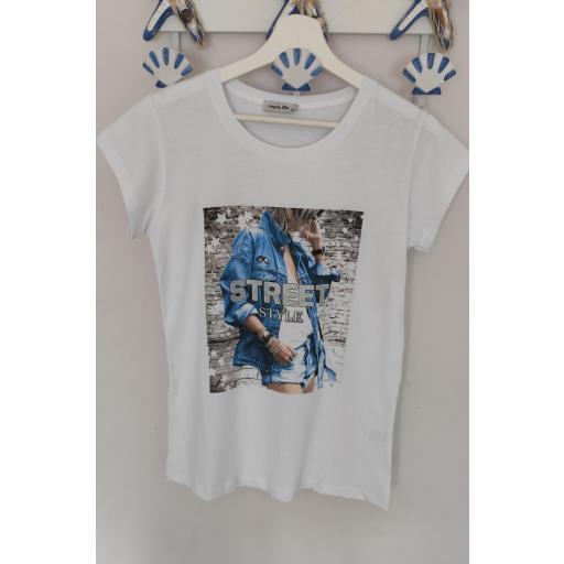 Camiseta Street Style