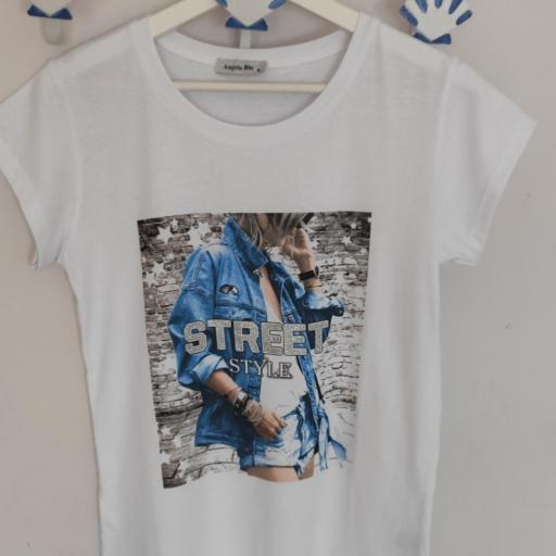 Camiseta Street Style [2]