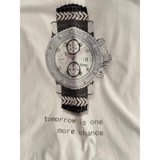 Camiseta Reloj [1]