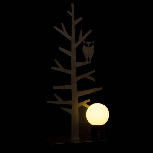 ANILLERO  ARBOL/BUHO LED  (ITEM INTERNATIONAL) [3]