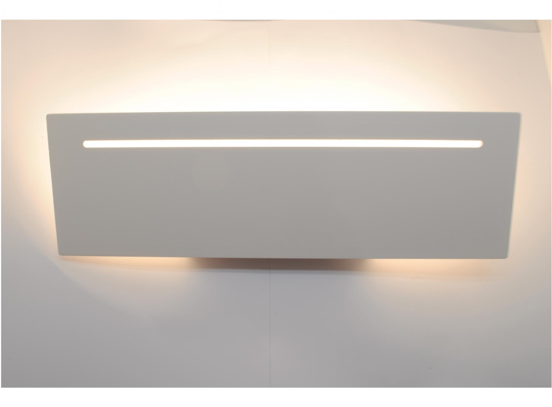 APLIQUE LED DECO 12W 3000K 120º 100-240V BLANCO