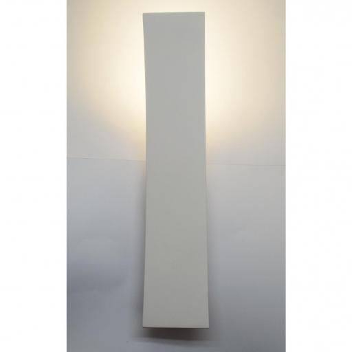 APLIQUE LED DECO 6W 3000K 120º 100-240V BLANCO