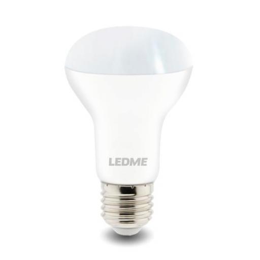 BOMBILLA LED E27 R63 9W 3000K (LEDME)