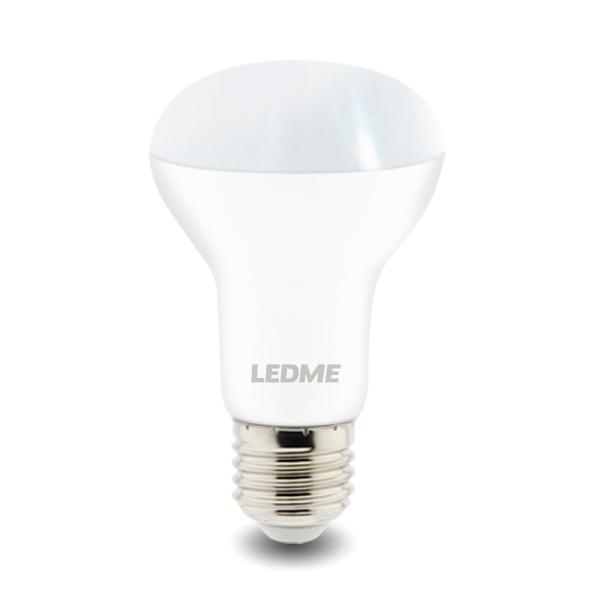 BOMBILLA LED E27 R63 9W 6500K (LEDME)