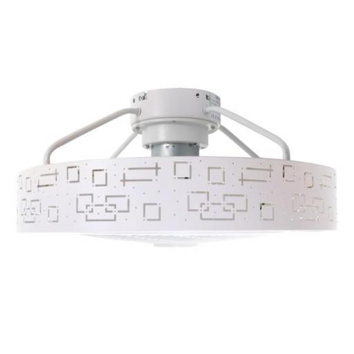 Ventilador de techo LED CCT Decorativo A+ Sticks [2]