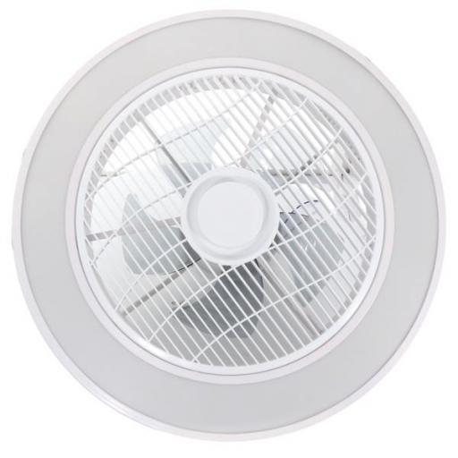 Ventilador de techo LED CCT Decorativo A+ Sticks [1]