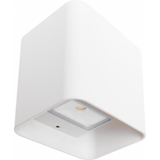 Aplique Exterior 8w 6500k Soure Blanco Ip54