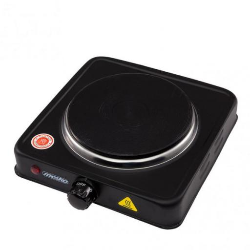 Cocina Electrica 1000w 1 Quemador Placa De 150mm Control De Temperatura