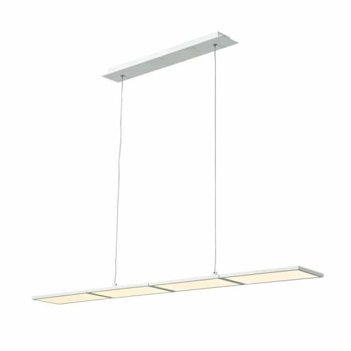 LAMPARA LED 60W, 3000K DIMMABLE NEW OR BLANCO (CRISTAL RECORD)