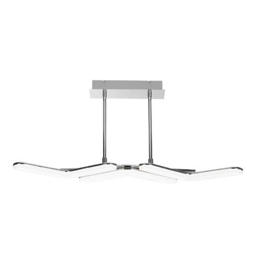 LAMPARA LED BOOMERANG (45W) (CRISTAL RECORD)