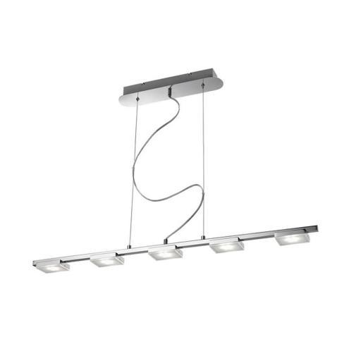 Lampara Colgante LED Run 22.5W (CRISTAL RECORD)