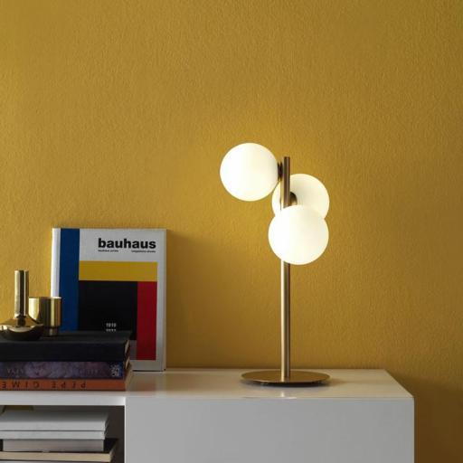 Lámpara de mesa TOP 47X25 3XG9 (ANPERBAR)