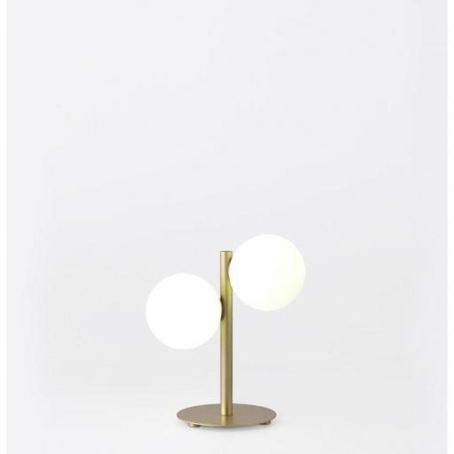 Lámpara de mesa TOP 30X25 2XG9 (ANPERBAR)
