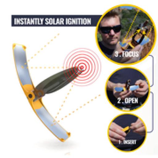 Mechero Solar Suncase [2]