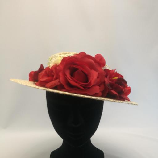 Canotier red [1]