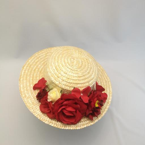 Canotier red [3]
