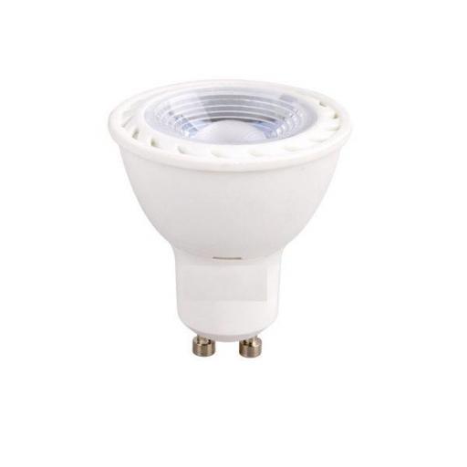 LAMPARA LED GU10 SMD 8w 720lm 180º 6000k