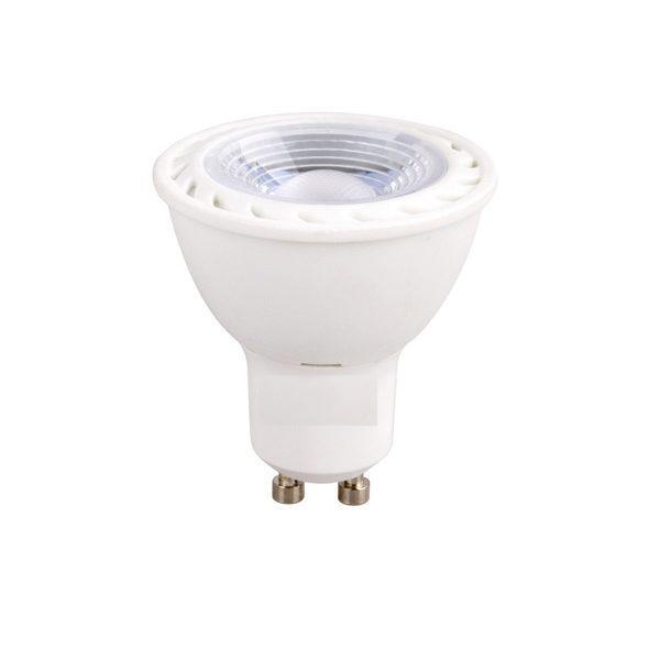 LAMPARA LED GU10 SMD 8w 688lm 180º 3000K
