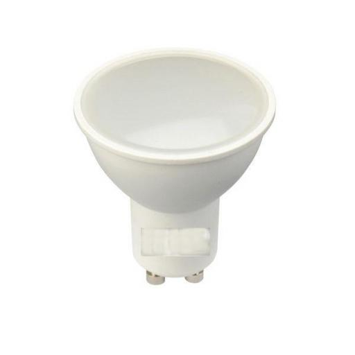 LAMPARA LED GU10 SMD 6W 528lm 50º 3000K