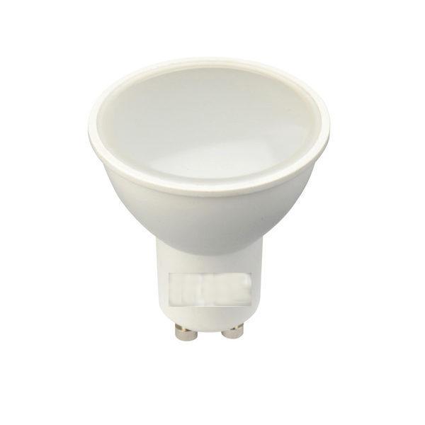 LAMPARA LED GU10 SMD 6w 528lm 120º 4500k