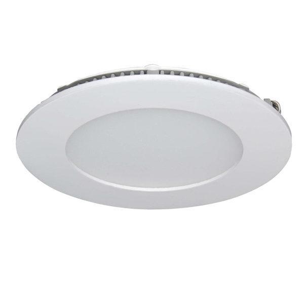 DOWNLIGHT LED 06w 465lm REDONDO 4500k BLANCO