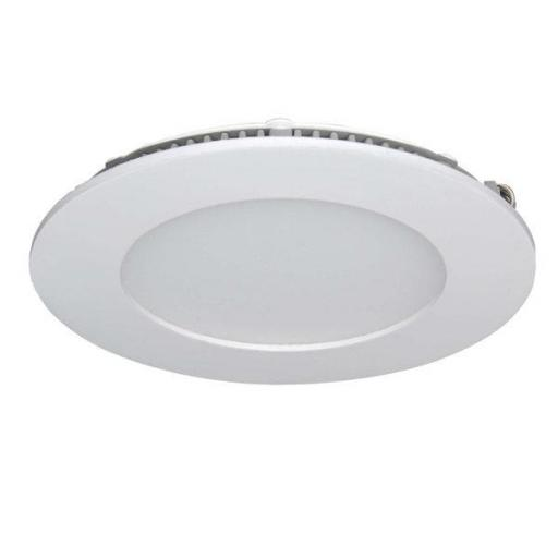 DOWNLIGHT LED 06w 465lm REDONDO 4500k BLANCO
