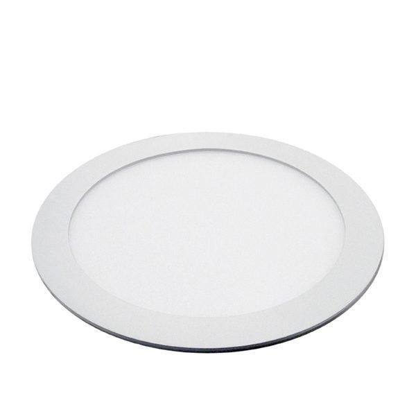 DOWNLIGHT LED 18w 1480lm REDONDO 3000K BLANCO
