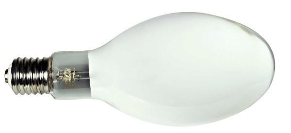 LAMPARA HALOGENURO METALICO ELIPSOIDAL E-40 250 W.