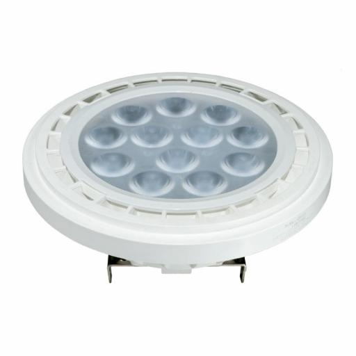 LÁMPARA AR111 LED G53 12 W 950 LM 3000ºK
