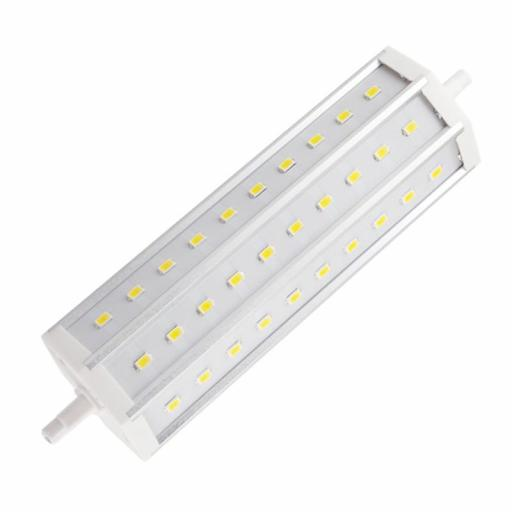 LÁMPARA LED LINEAL R7S 12 W 189 MM 1100 LM 4200ºK
