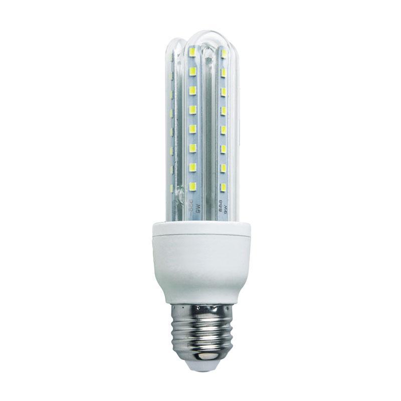 LÁMPARA LED E27 9 W 780 LM 3000ºK
