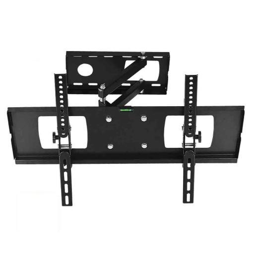 SOPORTE PLASMA/LCD/LED DE 30-65 PULGADAS 60KG ARTICULADO Y OSCILANTE NEGRO