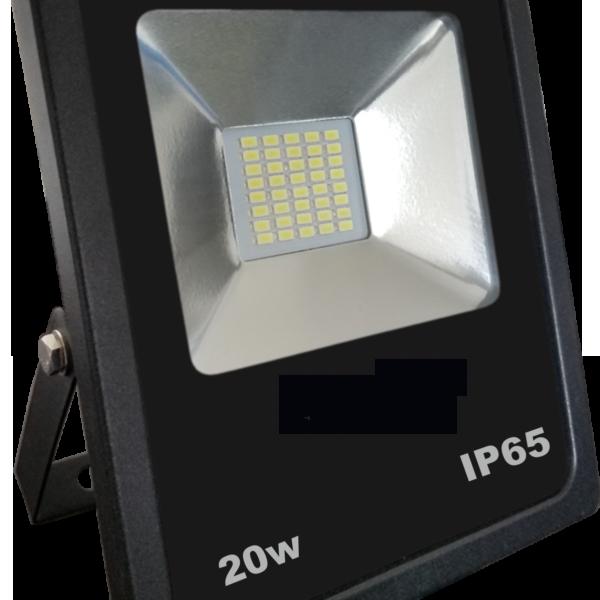PROYECTOR LED SMD 20W 1800LM 120º 6000K IP65 NG
