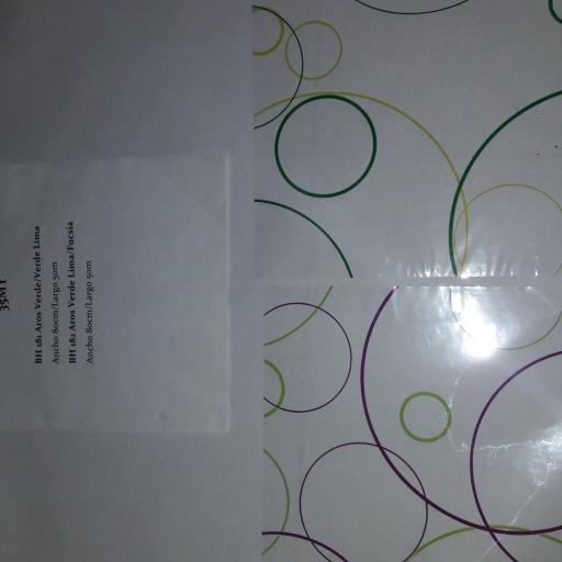 BOBINA POLIPROPILENO TRANSPARENTE IMPRESA 0.8 mts x 50 mts (9 und/caja) [3]