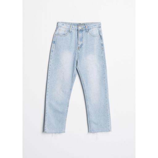 Jeans Hi Rise Straight
