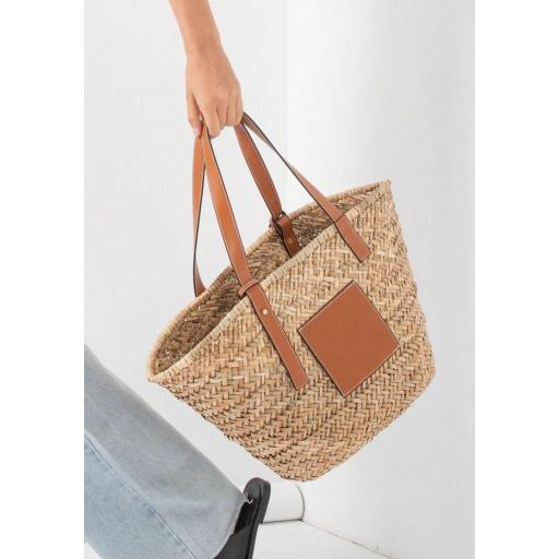 Tote Bag Trenzado