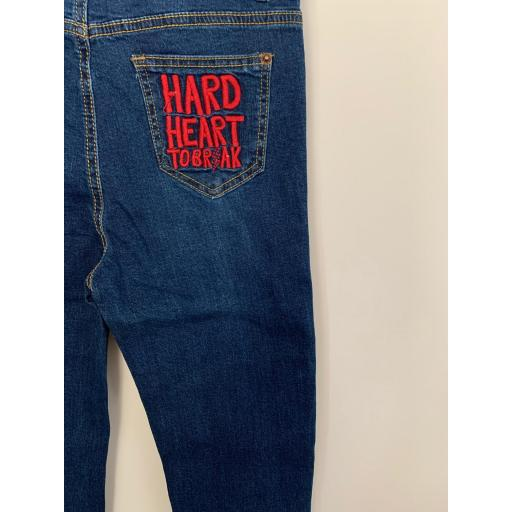 Jeans Skinny High Wast  [1]