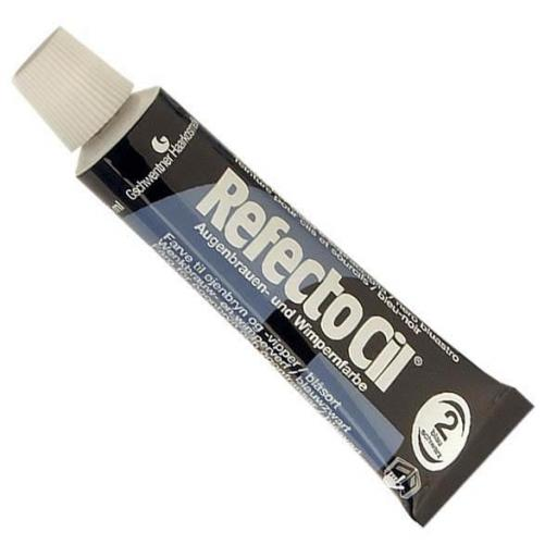 Tinte RefectoCil tono 2 Negro Azul