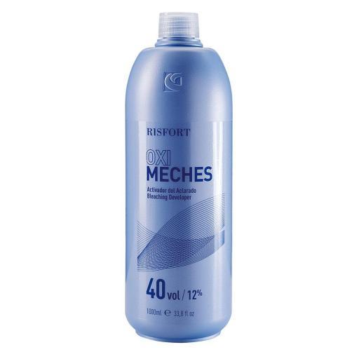 OXI MECHES Crema Activadora del aclarado Risfort 40 vol ( 12% ) 1000 ml