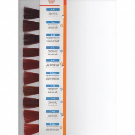 Tinte Hair Smart N 5.56 Castaño Claro Caoba Rojo  [1]