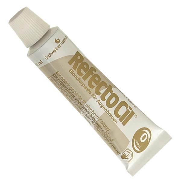 Tinte RefectoCil tono 0 Rubio ( para decolorar )
