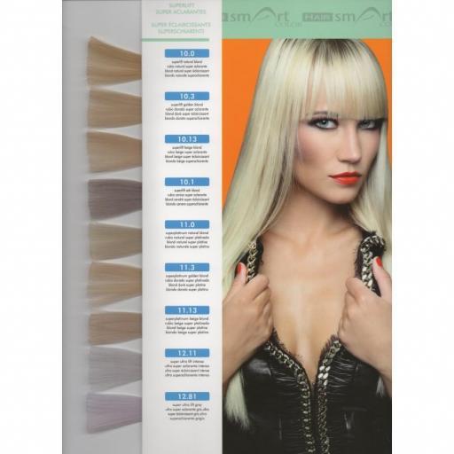 Tinte Hair Smart N 11.0 Rubio Natural Super Platino [1]