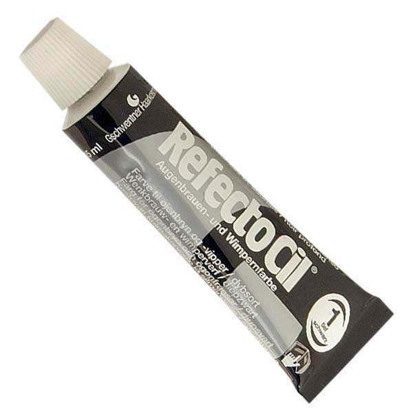 Tinte RefectoCil  tono 1 Negro