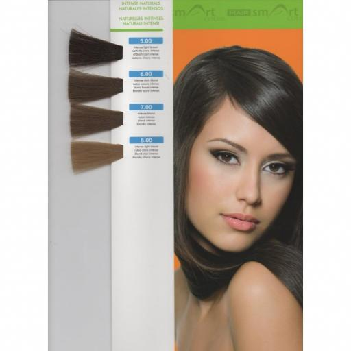 Tinte Hair Smart N 5.00 Castaño Claro Intenso [1]