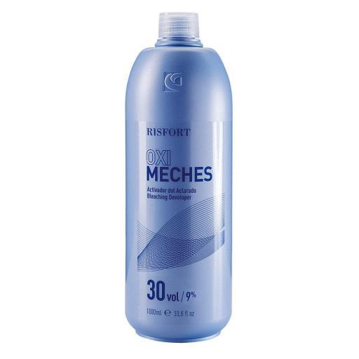 OXI MECHES Crema Activadora del aclarado Risfort 30 vol ( 9% ) 1000 ml