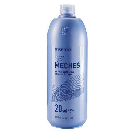 OXI MECHES Crema Activadora del aclarado Risfort 20 vol ( 6% ) 1000 ml