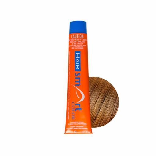 Tinte Hair Smart N 7.77 Caramelo Oscuro
